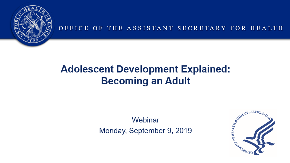 Adolescent Development Explained: Becoming an Adult